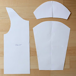 Make your own sewing pattern - a tutorial from MADE Everyday