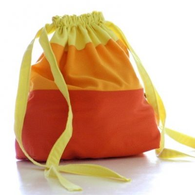 How to Sew a Drawstring bag on MADE Everyday with Dana Willard