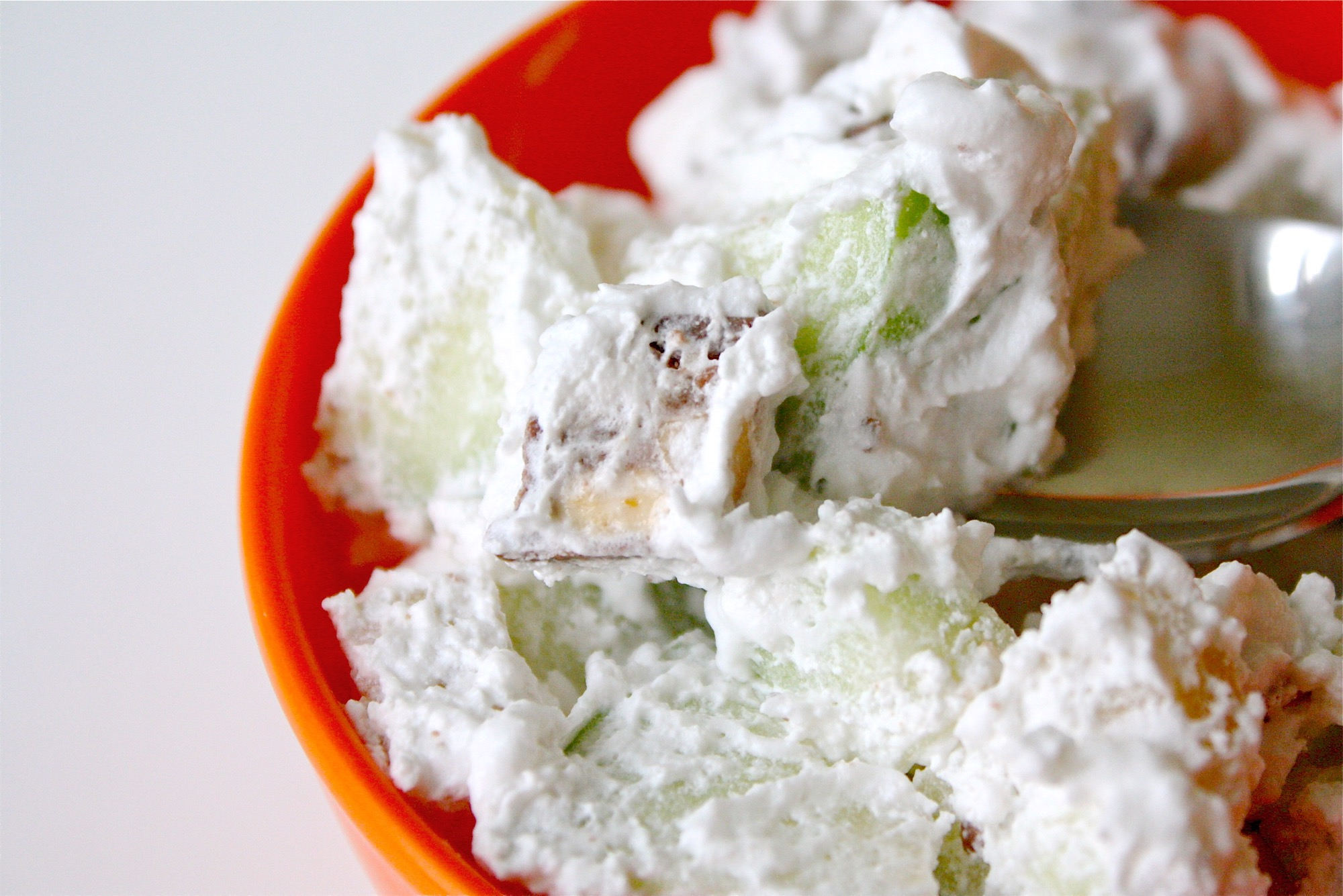 Candy Bar Salad Recipe — Dishmaps