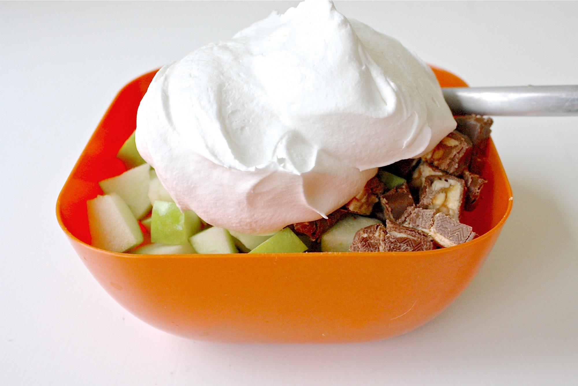 Candy Bar Salad – MADE EVERYDAY