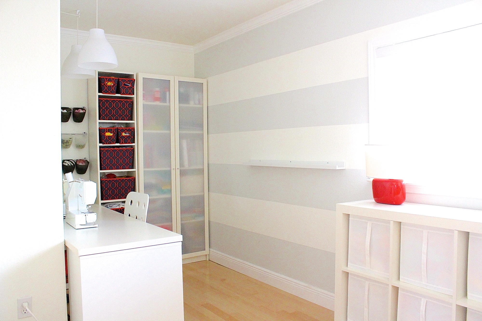 First-Home Tour: The Sewing Room Makeover, Before and After – MADE ...