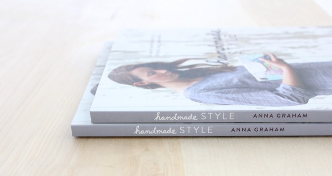 Handmade Style book by Anna Graham
