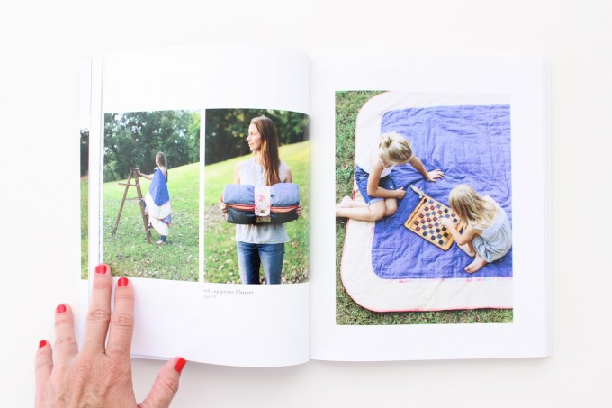 qulit ideas in Handmade Style book