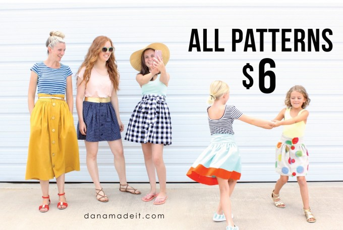 All MADE Patterns on SALE