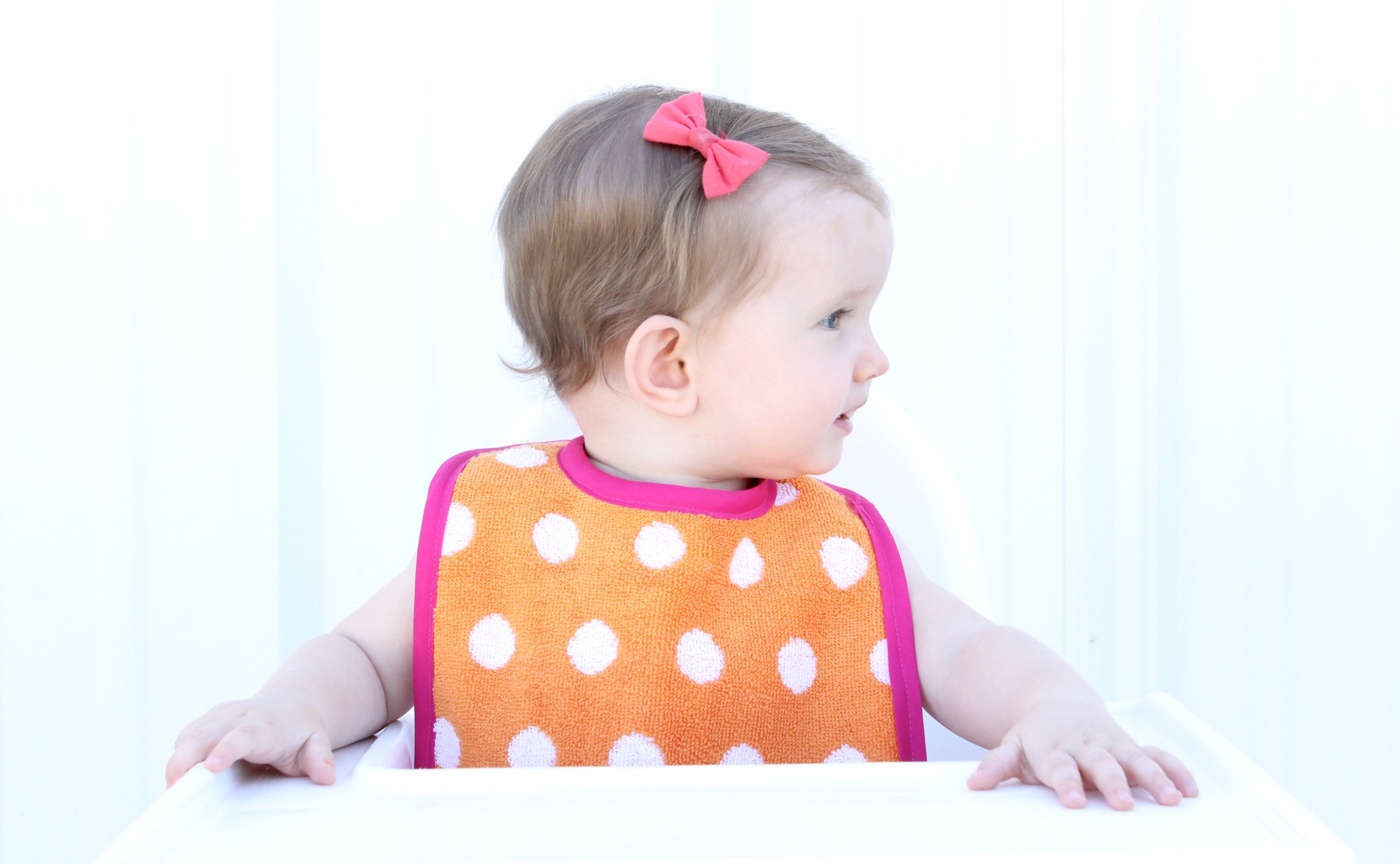 Baby bibs made everyday how to make baby bibs with a free pattern on made bankloansurffo Image collections