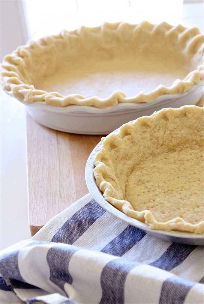 Never Fail Pie Crust Recipe on MADE