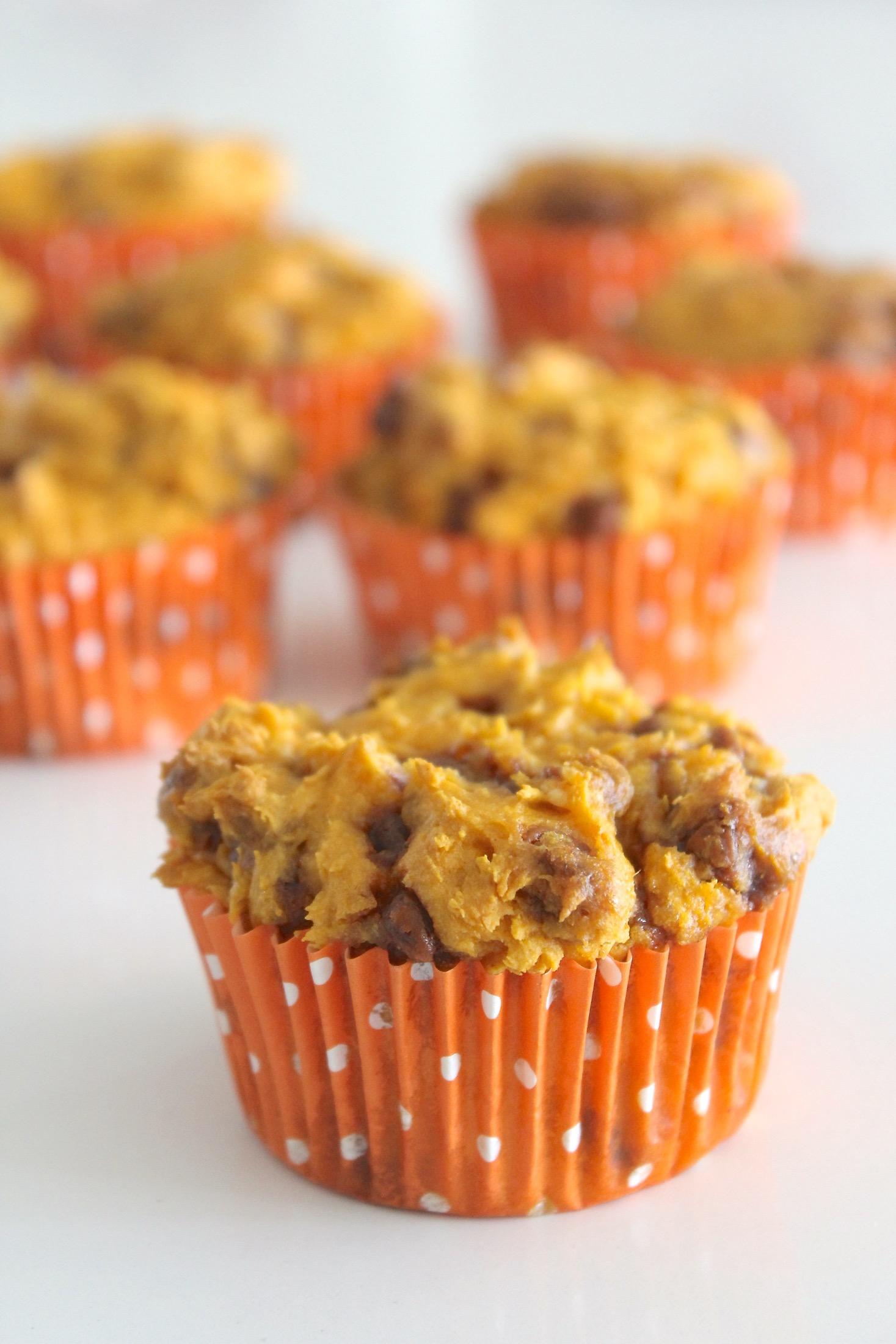 Ingredient Pumpkin Muffins Yellow Cake Mix