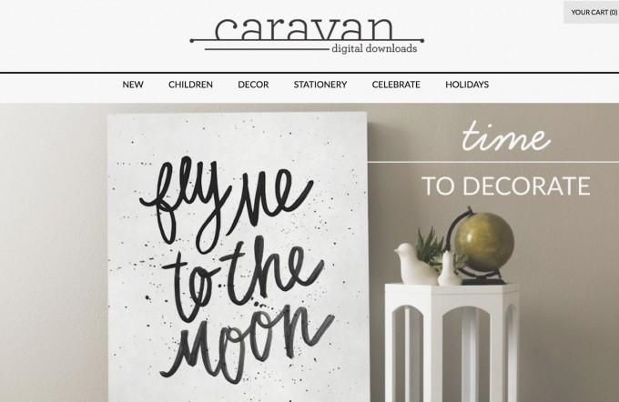 Caravan shoppe