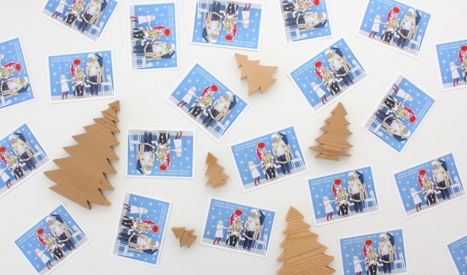 Christmas Card ideas on MADE