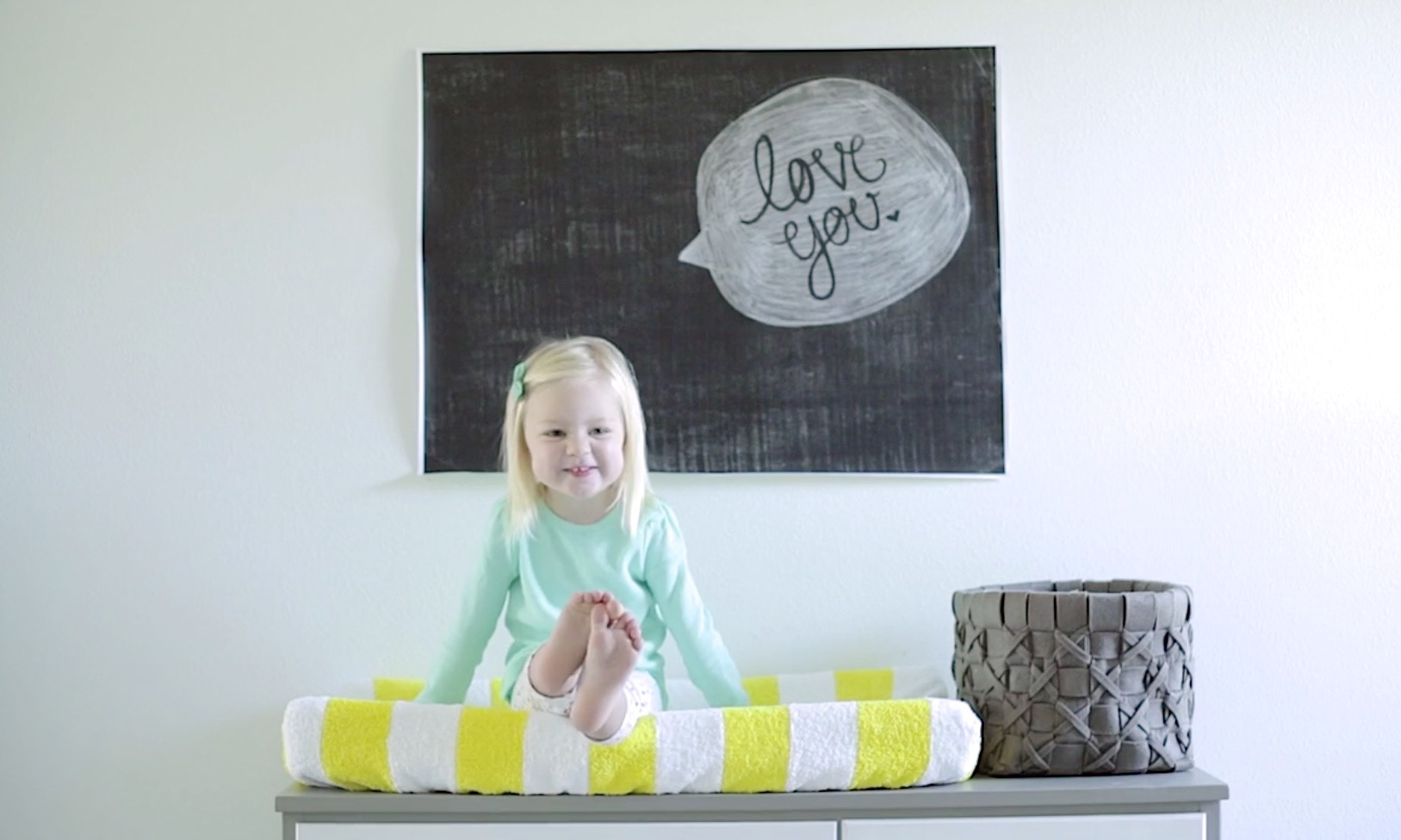 How To Make A Changing Pad Cover On MADE