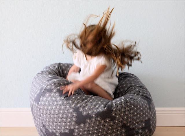 Rollie Pollie Bean Bag Chair
