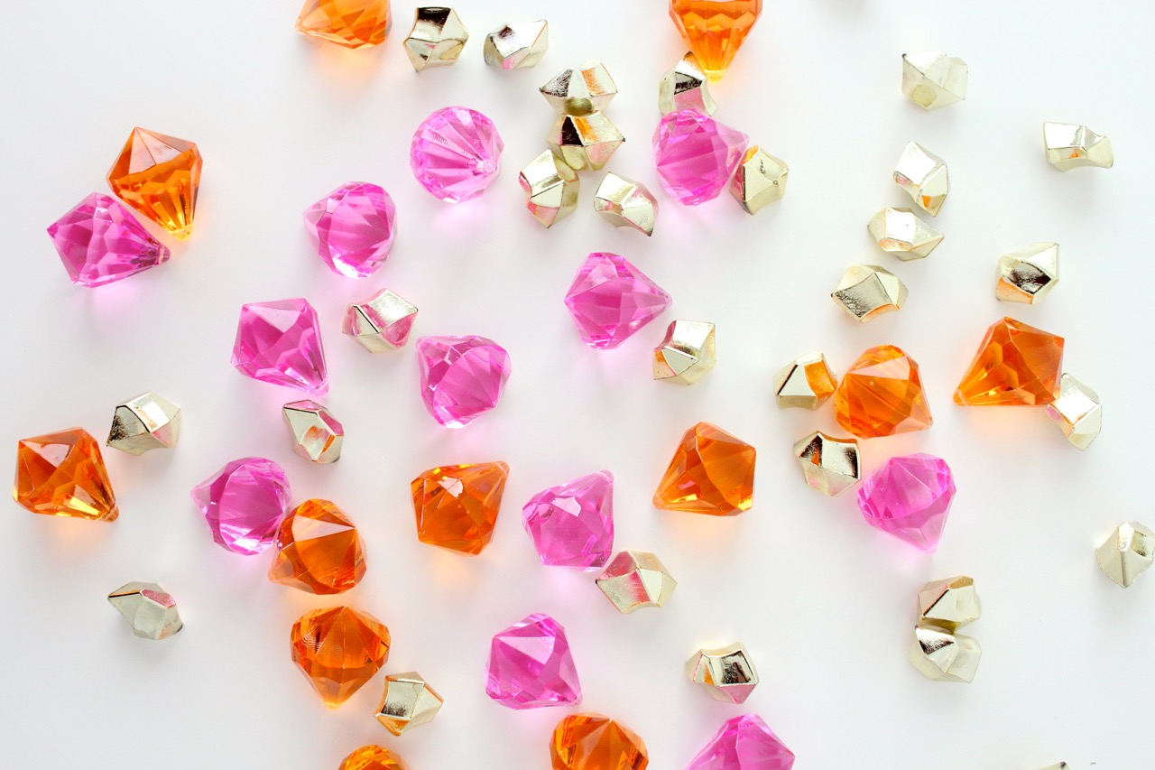 To gift or not to giftthat is the birthday party question made gems and geo birthday party ideas stopboris Images
