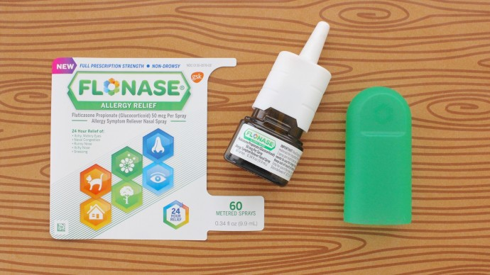 Flonase for allergy relief