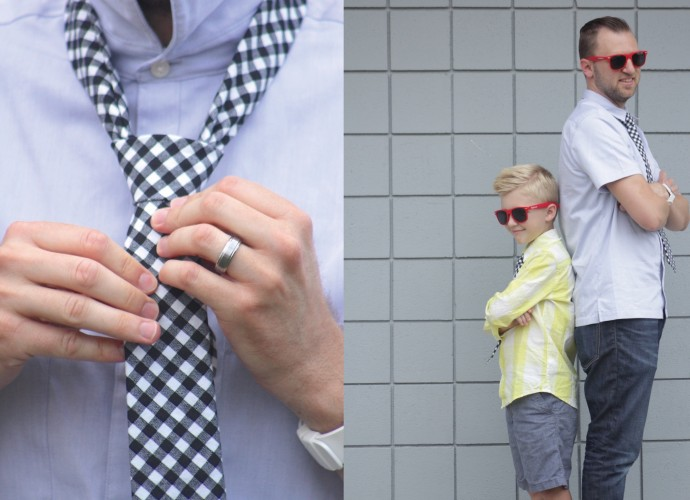 Everyday Necktie Pattern by Dana Willard on MADE Everyday 10