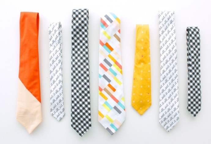 Everyday Necktie Pattern by Dana Willard on MADE Everyday 2