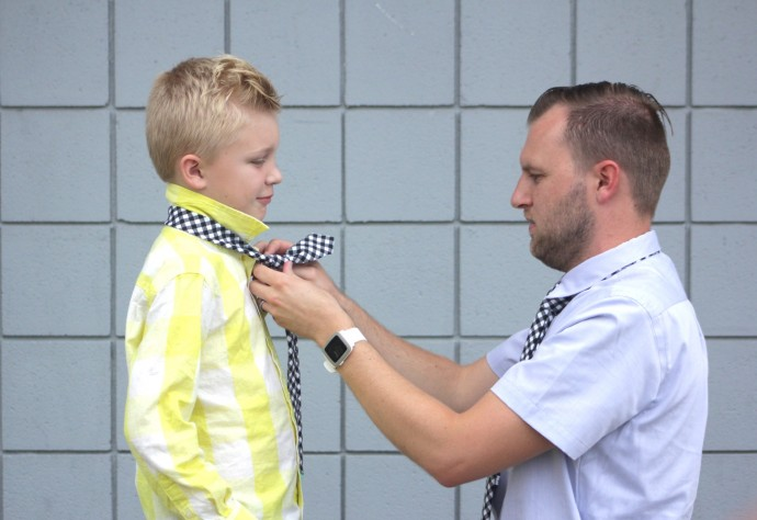 Everyday Necktie Pattern by Dana Willard on MADE Everyday 5