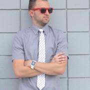 Everyday Necktie Pattern on MADE Everyday by Dana Willard 14