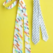 Everyday Necktie Pattern on MADE Everyday by Dana Willard 3
