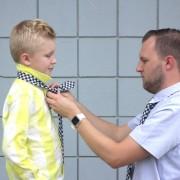 Everyday Necktie Pattern on MADE Everyday by Dana Willard 4