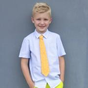Everyday Necktie Pattern on MADE Everyday by Dana Willard 9