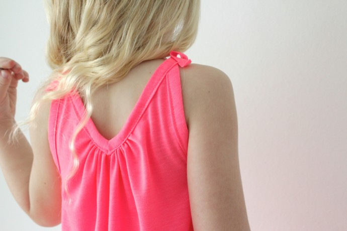 Neon Summer Dress by Dana Willard on MADE Everyday 1