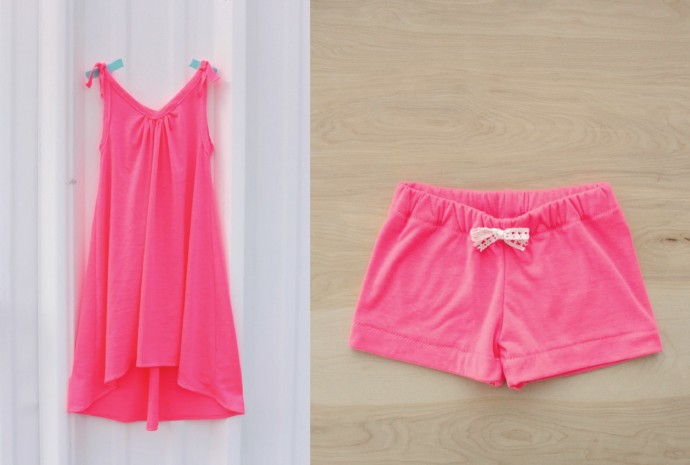 Neon Summer Dress by Dana Willard on MADE Everyday 2