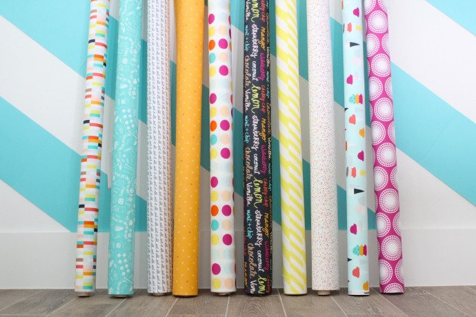 Boardwalk Delight Fabric Collection by Dana Willard of MADE Everyday