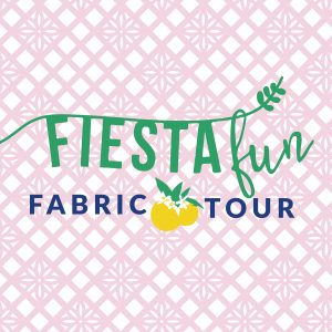 Fiesta Fun Fabrics by Dana Willard of Made Everyday for Art Gallery Fabrics