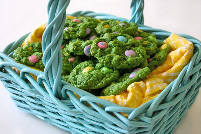 Easter Egg Hunt cookies recipe from MADE Everyday with Dana