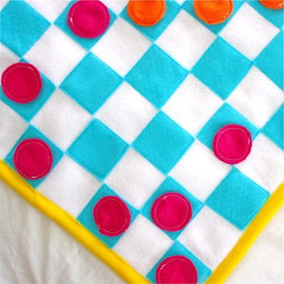 sewing tutorial for takealong games
