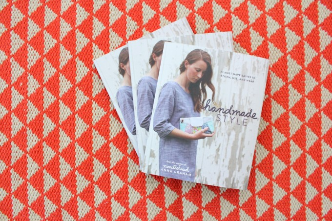 Handmade Style book by blogger Anna Graham