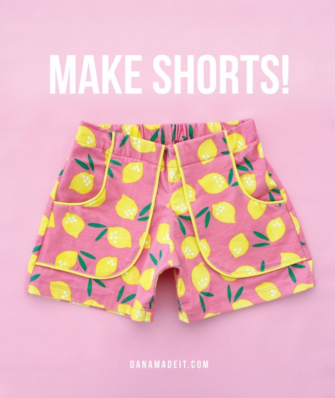 Lemon Drop Shorts