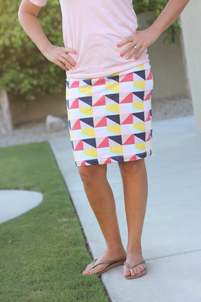 Pencil Skirt video