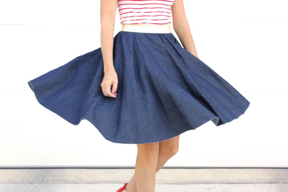 Circle Skirts - MADE EVERYDAY
