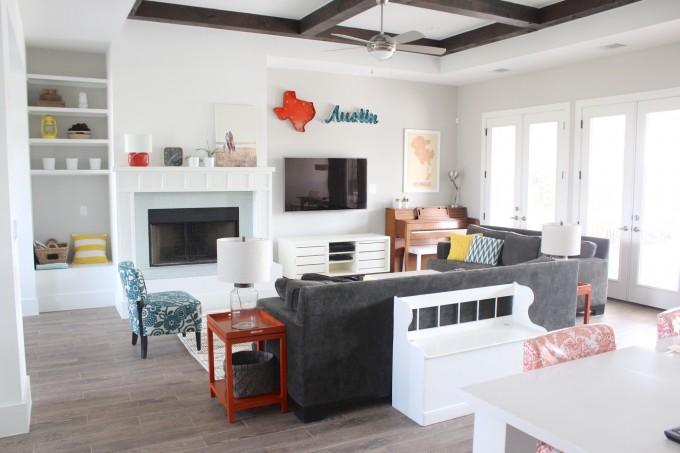 Custom Home improvements