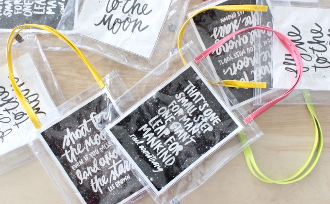 How to sew Tote Bags with Quotes