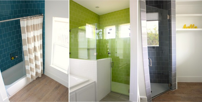Shower Tiles on MADE