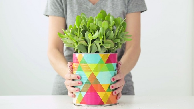 Make a giant Planter on MADE Everyday