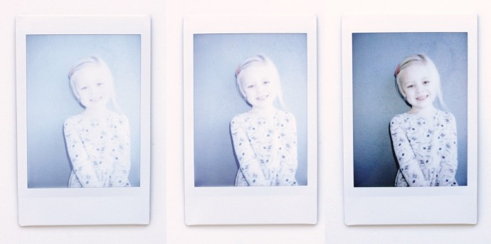 Instax instant pictures