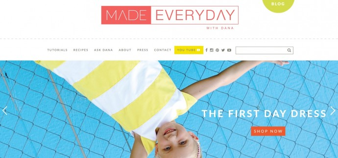 MADE Everyday First Day Dress