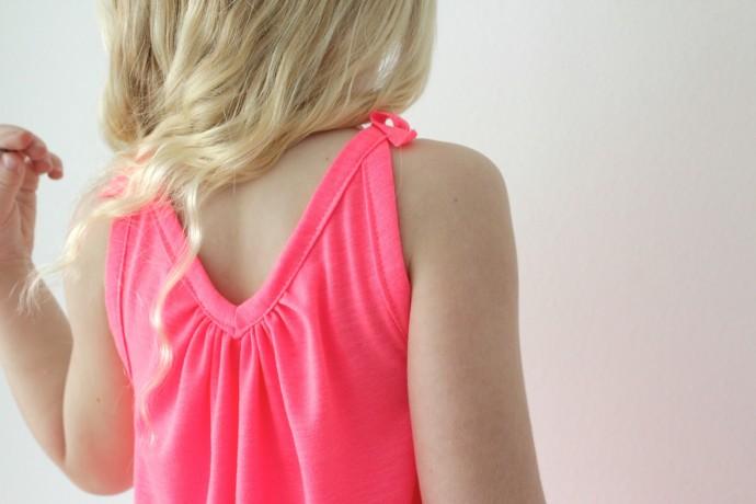 Neon Summer Dress by Dana Willard on MADE Everyday 1