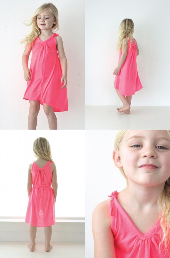 Neon Summer Dress by Dana Willard on MADE Everyday 4