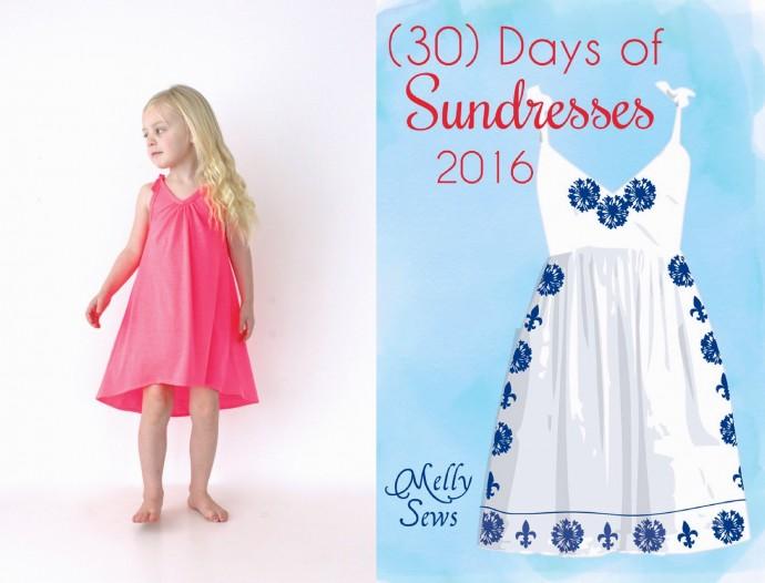 Neon Summer Dress by Dana Willard on MADE Everyday 8