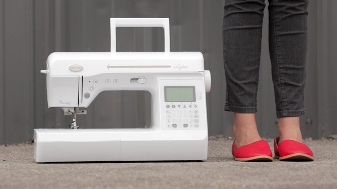 How to use a Sewing Machine and How to Sew on MADE Everyday with Dana Willard