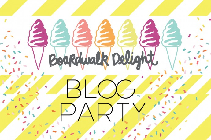 Boardwalk Delight Fabric Collection BLOG Party on MADE Everyday with Dana Willard