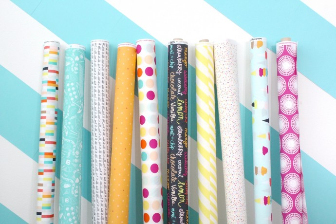 Boardwalk Delight fabric collection by Dana Willard on MADE Everyday