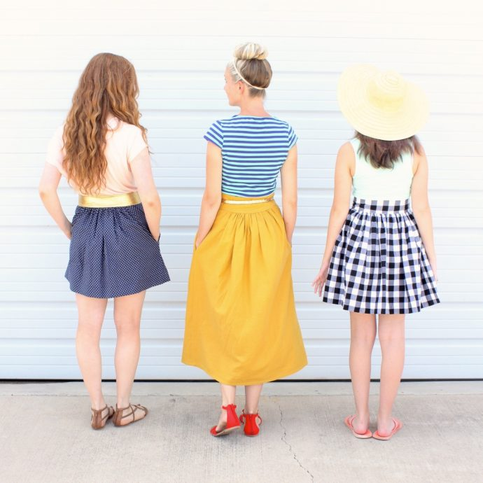 How to Gather & Ruffle fabric the proper way by MADE Everyday