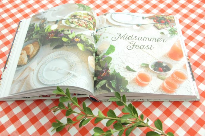 Scandinavian Gatherings book by Melissa Bahen on MADE Everyday