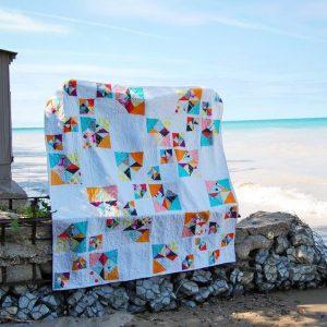 Boardwalk Delight fabric collection designed by Dana Willard for Art Gallery Fabrics