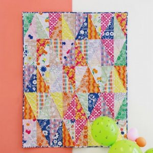 Fiesta Fun fabric collection designed by Dana Willard for Art Gallery Fabrics | quilt